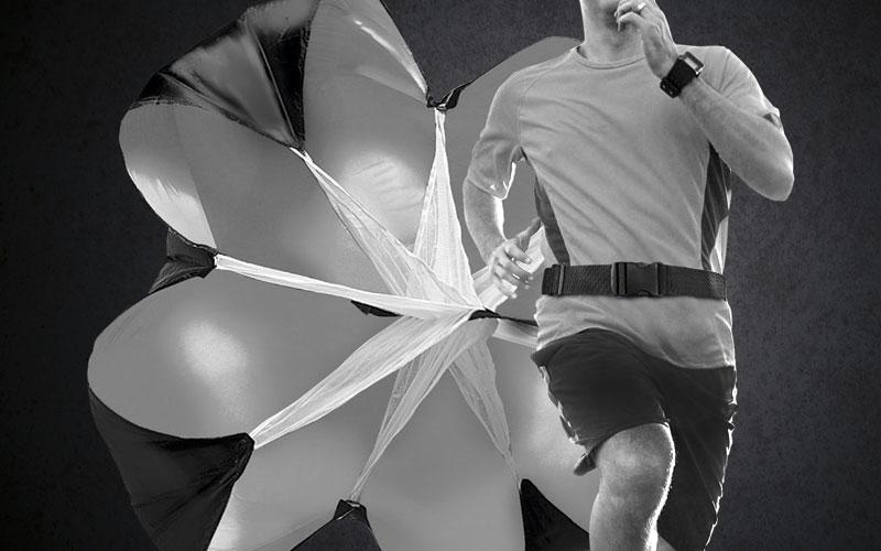 running-parachute-product
